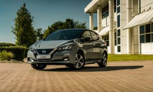 thumbnail Nissan hits all the right notes with the new LEAF MY21 featuring the 'Canto' sound