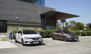 thumbnail Renault Megane Hatchback with E-Tech Plug-In Hybrid