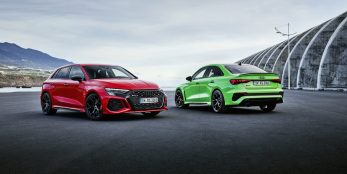 thumbnail The new Audi RS 3: unmatched sportiness suitable for everyday use