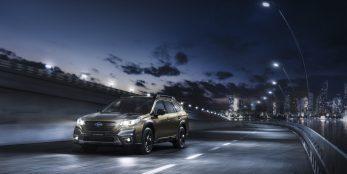 thumbnail Subaru is fastest growing SUV brand in Britain