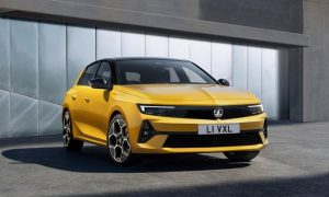 thumbnail Vauxhall reveals all-new Astra