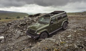 thumbnail Jeep® introduces Wrangler for MY21