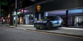 thumbnail Lamborghini London delivers the 15,000th Urus Super SUV