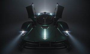 thumbnail Aston Martin celebrates 70th Anniversary of first sports car in to North America at Pebble Beach Concours d'Elegance 2021