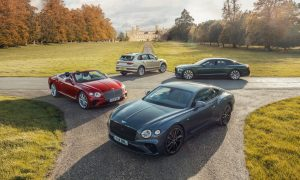 thumbnail Bentley posts record half-year performance as caution remains