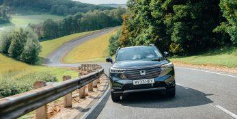 thumbnail Honda confirms pricing for all-new HR-V e:HEV