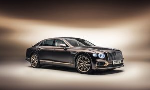 thumbnail Flying Spur Hybrid Odyssean edition: A glimpse into Bentley's future