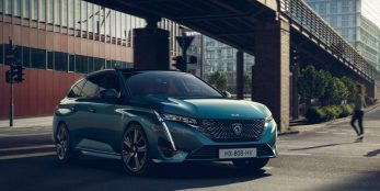 thumbnail Reservations open for new PEUGEOT 308 SW