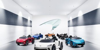 thumbnail The New McLaren GT Ride-On: The Talk of the Playground