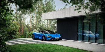 thumbnail The McLaren 765LT Spider: extreme performance and new heights of driver engagement from McLaren's most powerful-ever convertible supercar