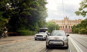 thumbnail MINI at IAA Mobility 2021 in Munich