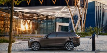 thumbnail Elegance and wellbeing: More choices for Range Rover Velar