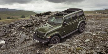 thumbnail Jeep® introduces Wrangler for MY21  22/07/2021