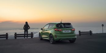 thumbnail Ford Unveils Connected, Electrified, Confident New Fiesta: The Small Car Ready for the Future