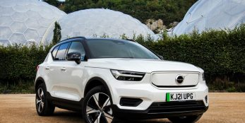 thumbnail Volvo Car UK furthers core sustainability aims with multi-year Eden Project collaboration