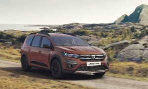 thumbnail All-New Dacia Jogger: A new take on the 7-seater family car