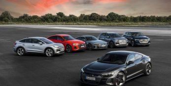 "thumbnail Audi accelerating transformation: ""Vorsprung 2030"""