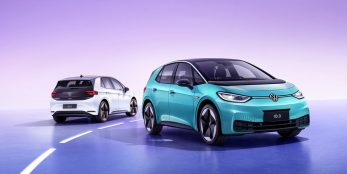 thumbnail Volkswagen steps up global electrification offensive: ID.3 celebrates debut in China