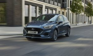 thumbnail Ford Reveals New Fiesta Van, Delivering a Bold Look, Extra Driver Assistance and Efficient Mild Hybrid Powertrains