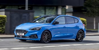 thumbnail Ford Introduces Exclusive New Focus ST Edition with Adjustable Chassis for True Driving Enthusiasts