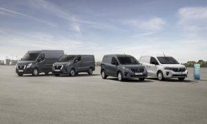 thumbnail Nissan reveals the next generation compact light commercial vehicle (LCV)