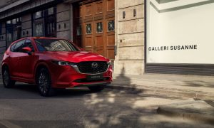 thumbnail 2022 Mazda CX-5: greater refinement and a new grade structure