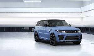 thumbnail Land Rover Special Vehicle Operations creates Ultimate Range Rover Sport SVR