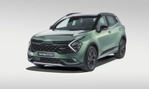 thumbnail The all-new Kia Sportage – A pioneering SUV designed and developed for Europe