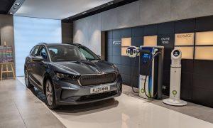 thumbnail EV Experience: ŠKODA joins innovative retail concept in Milton Keynes