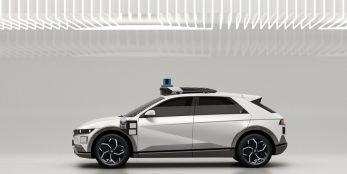 thumbnail Motional and Hyundai Motor Group unveil the IONIQ 5 robotaxi: Motional's next-generation robotaxi