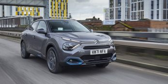 thumbnail Onto partners with Citroën and adds the new ë-C4 to its electric fleet