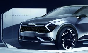 thumbnail Kia reveals first sketches of the all-new European-market Sportage ahead of upcoming launch